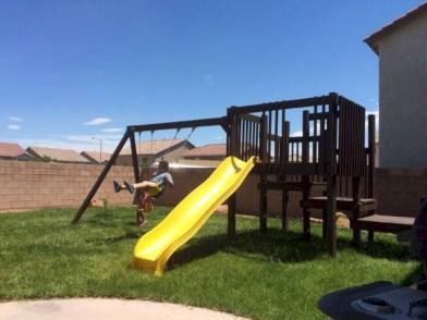Diy outdoor swing ideas for your garden 21