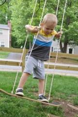 Diy outdoor swing ideas for your garden 25