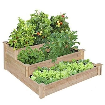 Easy to make diy raised garden beds ideas 02