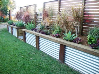 Easy to make diy raised garden beds ideas 09