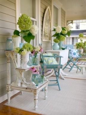 Gorgeous diy ladder-style herb garden 06