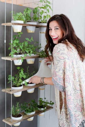 Great indoor herb garden ideas for healthy life 19