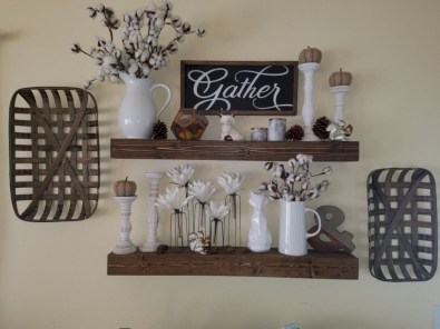 Incredible cotton decor farmhouse that you will love it 22