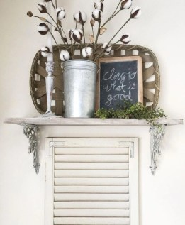 Incredible cotton decor farmhouse that you will love it 36