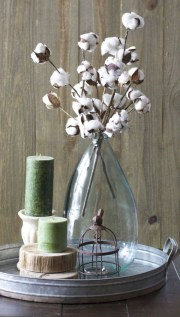 Incredible cotton decor farmhouse that you will love it 39