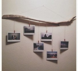 Simple diy wall art ideas for your home 04
