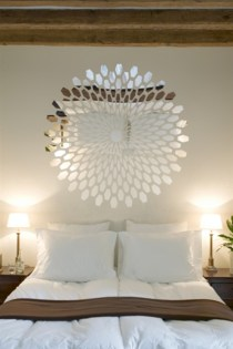Simple diy wall art ideas for your home 09