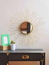 Simple diy wall art ideas for your home 10