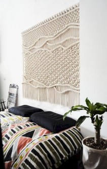 Simple diy wall art ideas for your home 11