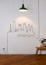 Simple diy wall art ideas for your home 18