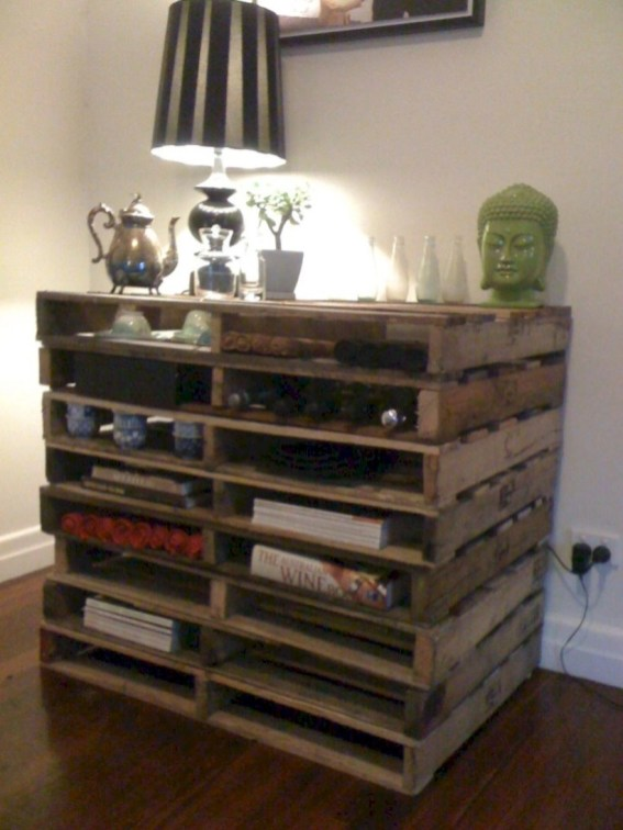 Simple and easy ideas from pallet recycling 09