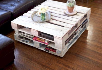 Simple and easy ideas from pallet recycling 36
