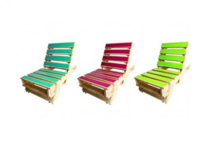 Simple and easy ideas from pallet recycling 39