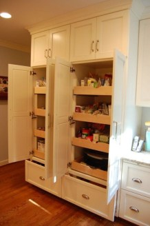 Smart kitchen cabinet organization ideas 20