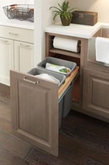 Smart kitchen cabinet organization ideas 22