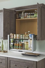 Smart kitchen cabinet organization ideas 28