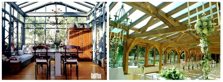 34 Adorable Conservatory Inspirations to Inspire You