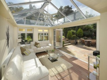 Adorable conservatory inspiration to inspire you 34