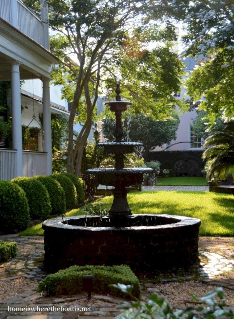 Beautiful courtyard garden design ideas 14
