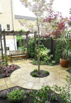 Beautiful courtyard garden design ideas 29