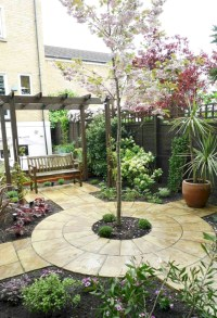 Beautiful courtyard garden design ideas 29