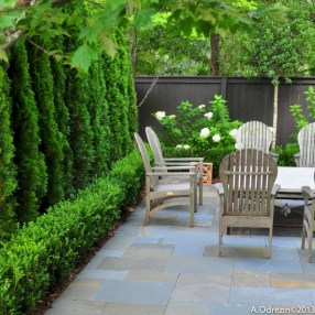 Beautiful courtyard garden design ideas 33