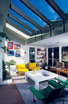 Best glass ceiling design ideas to enjoy the night sky 10