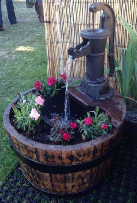 Best and amazing diy ideas for your garden decoration 30