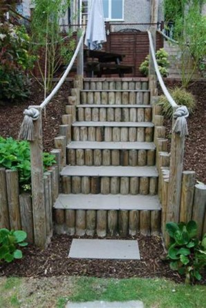 Best and amazing diy ideas for your garden decoration 40