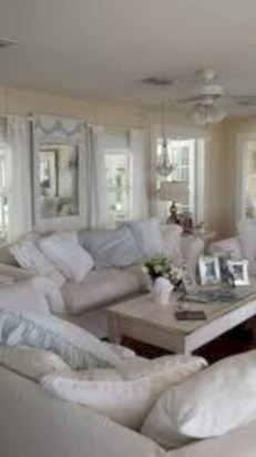 Boho rustic glam living room design ideas 16