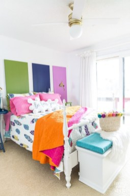 Bright ideas for diy decor with bright color 05