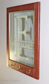Clever ideas to makeover your mirror 14