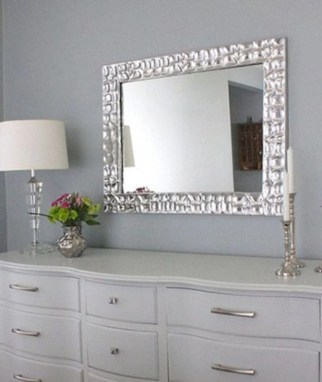 Clever ideas to makeover your mirror 25