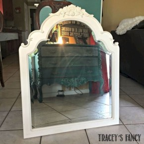 Clever ideas to makeover your mirror 38