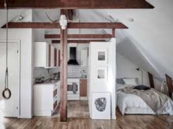 Cozy scandinavian-inspired loft 13