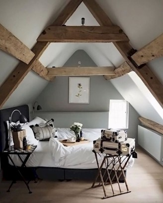 Cozy scandinavian-inspired loft 18