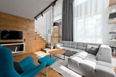 Cozy scandinavian-inspired loft 20