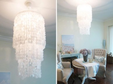 Crazy and cool diy chandeliers to beautify your space 16