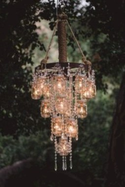 Crazy and cool diy chandeliers to beautify your space 22