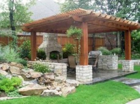 Creative pergola designs and diy options 03
