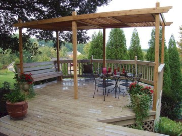 Creative pergola designs and diy options 12
