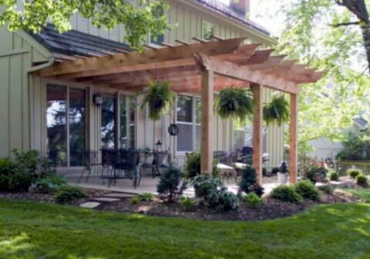 Creative pergola designs and diy options 31