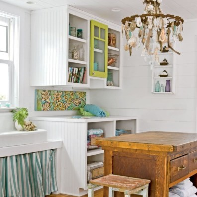 Creative ways to decorate your space with shells 11