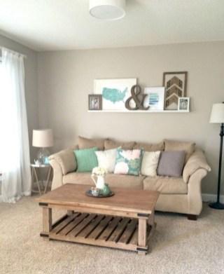 Diy first apartment decor ideas on a budget 08