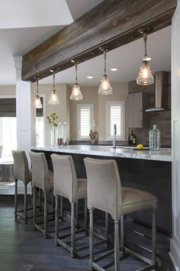 Distinctive kitchen lighting ideas for your kitchen 06