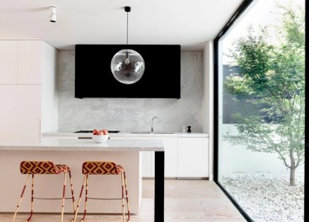Distinctive kitchen lighting ideas for your kitchen 07