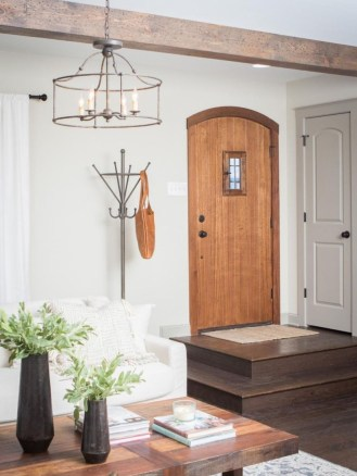 Impressive diys you need for your entryways 19