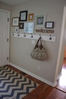 Impressive diys you need for your entryways 20