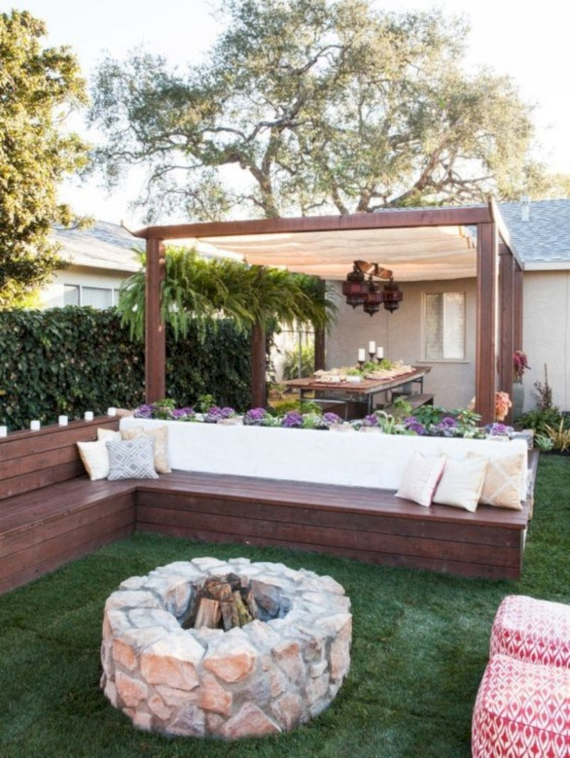 Inspiring diy backyard pergola ideas to enhance the outdoor 10