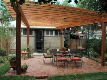 Inspiring diy backyard pergola ideas to enhance the outdoor 12